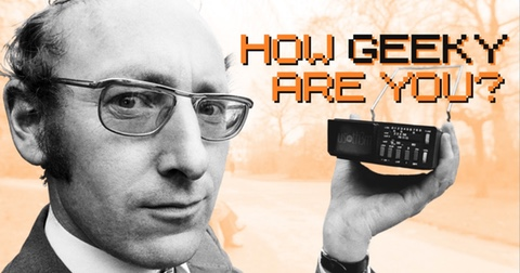 How Geeky Are You?